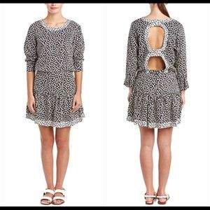 Current Elliott The Tennant Cut Out Dress | S/M